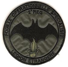 LEGION    GENIE     2°REG    FOUILLE  OPS  SPECIALISEE       patch  B.V. scratch