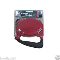 PDQ Retractable Dog Leash 26 Ft Up to 60lbs 072929002373
