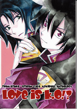 Gundam Seed Doujinshi Shinn x Athrun Love is k.o!? Katouminori (organizer)