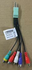 Samsung LED TV Component Video i/p Adapter Dongle BN39-01154W FREE UK DELIVERY