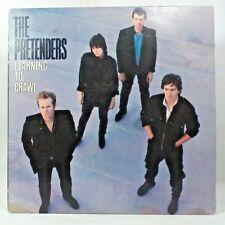 PRETENDERS Learning To Crawl LP  9 23980-1 Sire Records 1983 EX OG Inner Sleeve