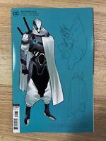 Batman #102 (2020 DC) Jorge Jimenez Ghost-Maker Variant 1:25