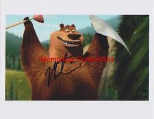 OPEN SEASON Martin Lawrence (Boog) SIGNED Autograph 8x10 Color Photo