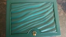 Newest Rolex small green wave watch box #39137.71