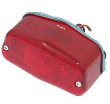 Lucas Type Red Lens Rear Brake Lamp Taillight BSA Norton Triumph Matchless S2U