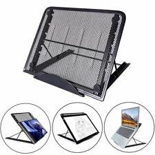 US Laptop Tablet Stand Adjustable Notebook Riser Holder Mounts Portable HOT 2020