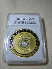 ARKANSAS STATE POLICE Challenge Coin