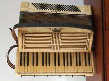 accordeon Hohner Verdi III B dans son jus