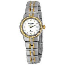 Raymond Weil Parsifal Diamond Two Tone Stainless Steel Watch 9440-STS-97081