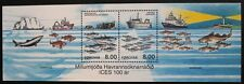Centenary of International council for exploration of the sea stamp sheet, MNH