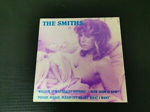 The Smiths William It Was Really Nothing Rough Trade RTT 166 Billie Whitelaw