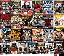 UFC Collection Vol. 94-103 & 105-118  (**24 VOLUMES**) NEW / SEALED