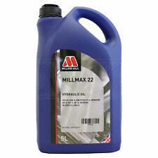 Millers Oils Millmax 22 Hydraulic Oil - 5 Litres