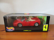 ( GO ) 1:18 Hot Wheels Ferrari F355 Spider  NEU OVP