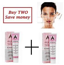 2 x 45 ml ACHROMIN® Skin Whitening Cream-hyperpigmentation, freckles,dark spots