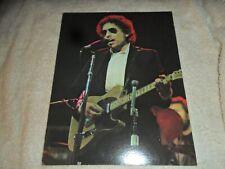 Photo Color/Vintage  Bob Dylan 1974  Rising Signs Ltd.