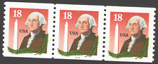 US. 2149. 18c. Washington Coil PNC3 # 3333. Mint. NH. 1985