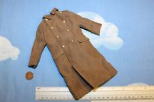 DID / DRAGON 1:6TH SCALE WW2 BRITISH OFFICER BROWN COAT FROM JOHN COLMAN