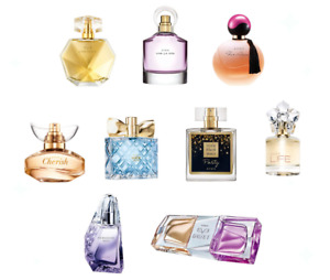 10 x Avon WOMEN Perfume SAMPLE Vials - ALL Different - ASSORTED - FREE Delivery