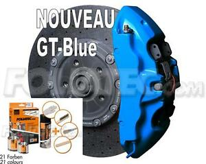 Peinture etrier Bleu GT+Kit nett FOLIATEC BMW 3 (E46)