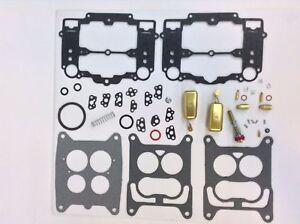 Carter AFB Carburetor Kit Fits 61-66 Pontiac 326 389 421 57-66 Cadi W/Floats