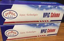 Sepax SRT-10 SEC-300 21.2 x300mm 10µm HPLC Column -- 225300-21230 -- NIB