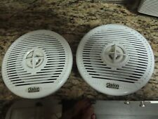 SET of 2 Clarion CM1620 Marine Speakers 100W