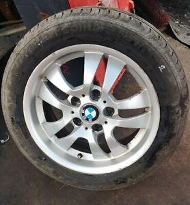 "BMW GENUINE ALLOY RIM WHEEL 16"" JANTE 205/55/16 DOUBLE SPOKE 6765762 RUN FLAT"