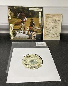 "Bent - Mattress Springs 7"" Vinyl BRAND NEW"