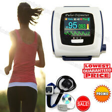 50F Sleeping Study 24hrs Recording Wrist Pulse Oximeter Spo2 Monitor PC Software