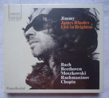 Jimmy (CD, May-2012, 2 Discs, Signum Classics) James Rhodes Live in Brighton