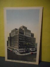 Medical Arts Building,Toronto Ontario,Canada,Vintage Postcard