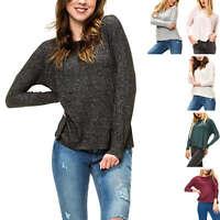 Only Damen Feinstrick Pullover Oversize Style Damenpullover Pulli Langarmshirt %