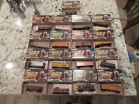 Lot of 17 Athearn Trains Vintage in Box HO Scale  Freight Cars
