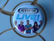 Bundle: Steps : MP3 Badge Player, 4 Concerts Live in 2012