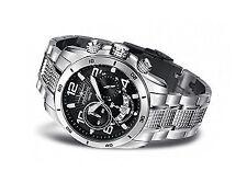 Runde Armbanduhren im Luxus-Stil mit 12-Stunden-Zifferblatt