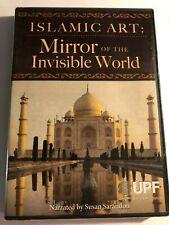 Islamic Art: Mirror of the Invisible World Dvd Upf Susan Sarandon New Free Ship