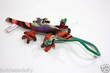 Multi Color Plush Stuffed Lizard Hair Elastic Or Arm Bracelet Gecko 2097R
