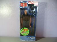 GI Joe Army Specialist 12 Inch Action Figure Hasbro 2002 New Sealed Package