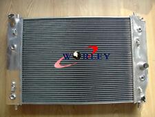 Aluminum Radiator For Chevy Corvette C6 V8 Double Oilcooler 2005-2013 2012