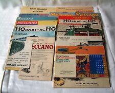 catalogues Mecanno