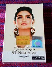 Siti Nurhaliza ~ Transkripsi ( Malaysia Press ) Cassette