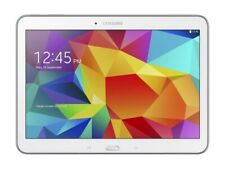 "Samsung Galaxy Tab 4 SM-T535 Tablet 10.1"" 16GB  WiFi+4G Unlocked  Android White"