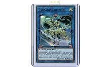 Crusadia Equimax CYHO-EN044 Ultra Rare YuGiOh Card New