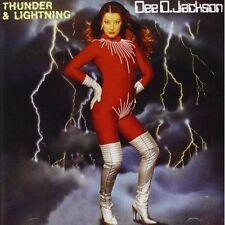 Dee D. Jackson  Thunder & Lightning  Audio CD
