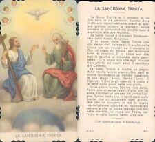 SANTINO LA SANTISSIMA TRINITA'  N.1048
