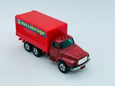 Tomica #16 Nissan Diesel Box Truck, made in Japan 1970s