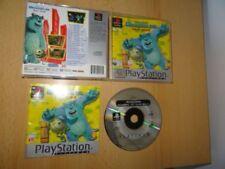 Videojuegos de niños, familiares Sony PlayStation 1 PAL