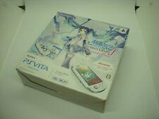 PS Vita Console System HATSUNE MIKU Limited Edition 3G Wi-Fi model PCHJ-10002