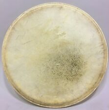 11.5-in CALFSKIN Drum Head 50s 60s Vtg Rack Tom Snare Calf Skin No Rips or Tears